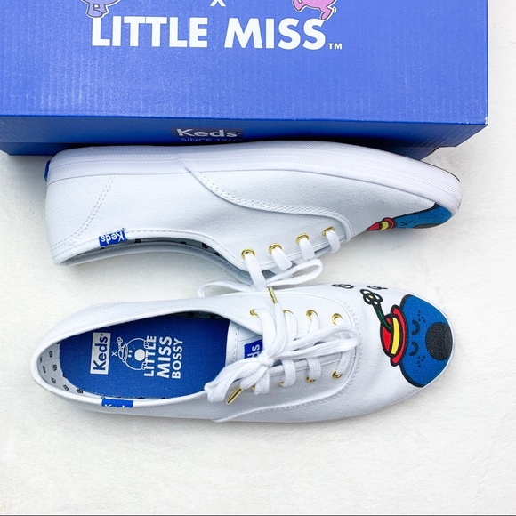7f53f9886112b8 Shoes | Keds X Little Miss Bossy Champion Sneakers | Poshmark